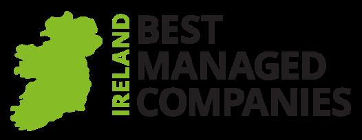 Ireland best managed company logo