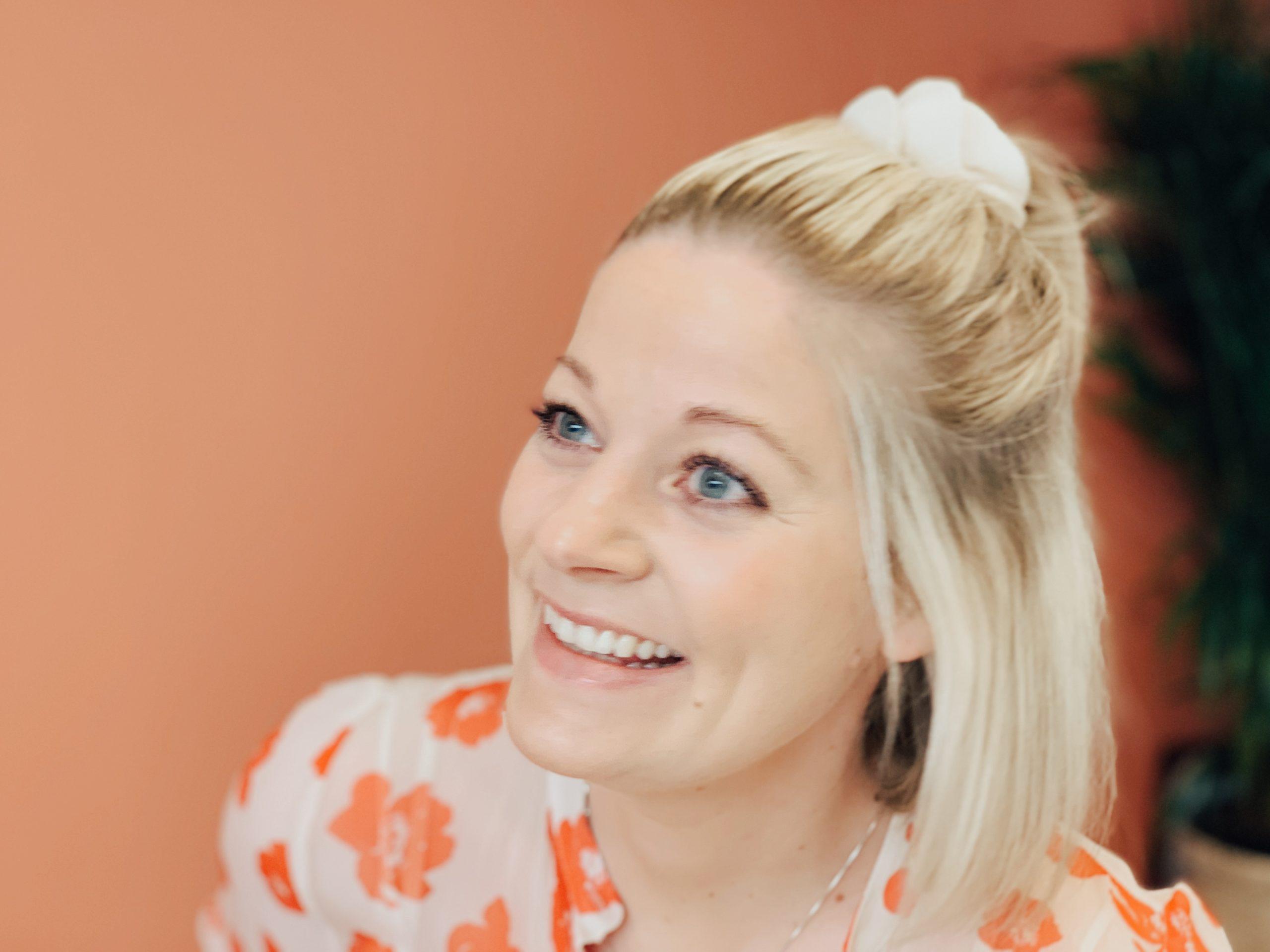 Meet Nina Skalstad from EIR