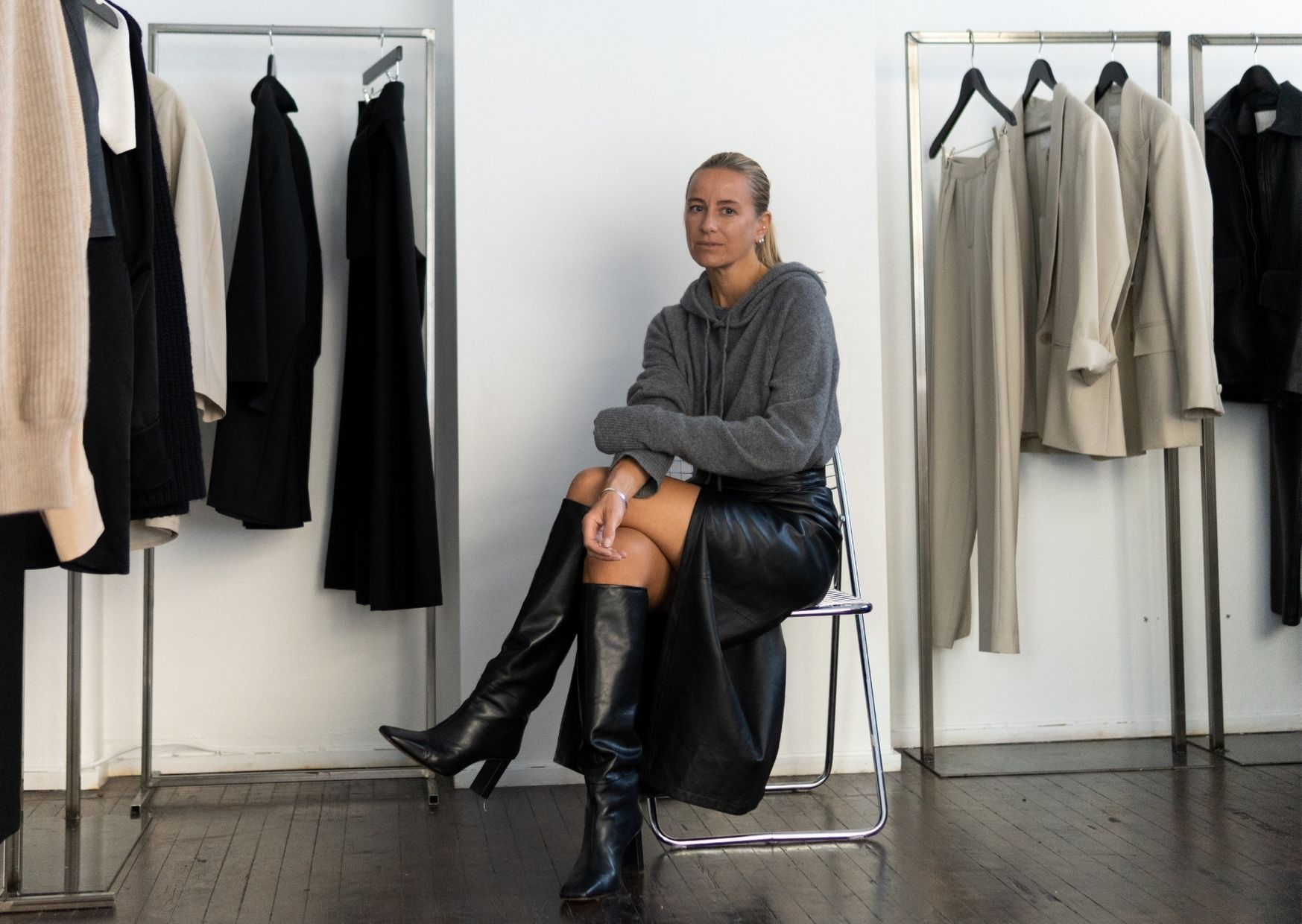 Celine Aagaard on the impact of seasonless, genderless and timeless dressing