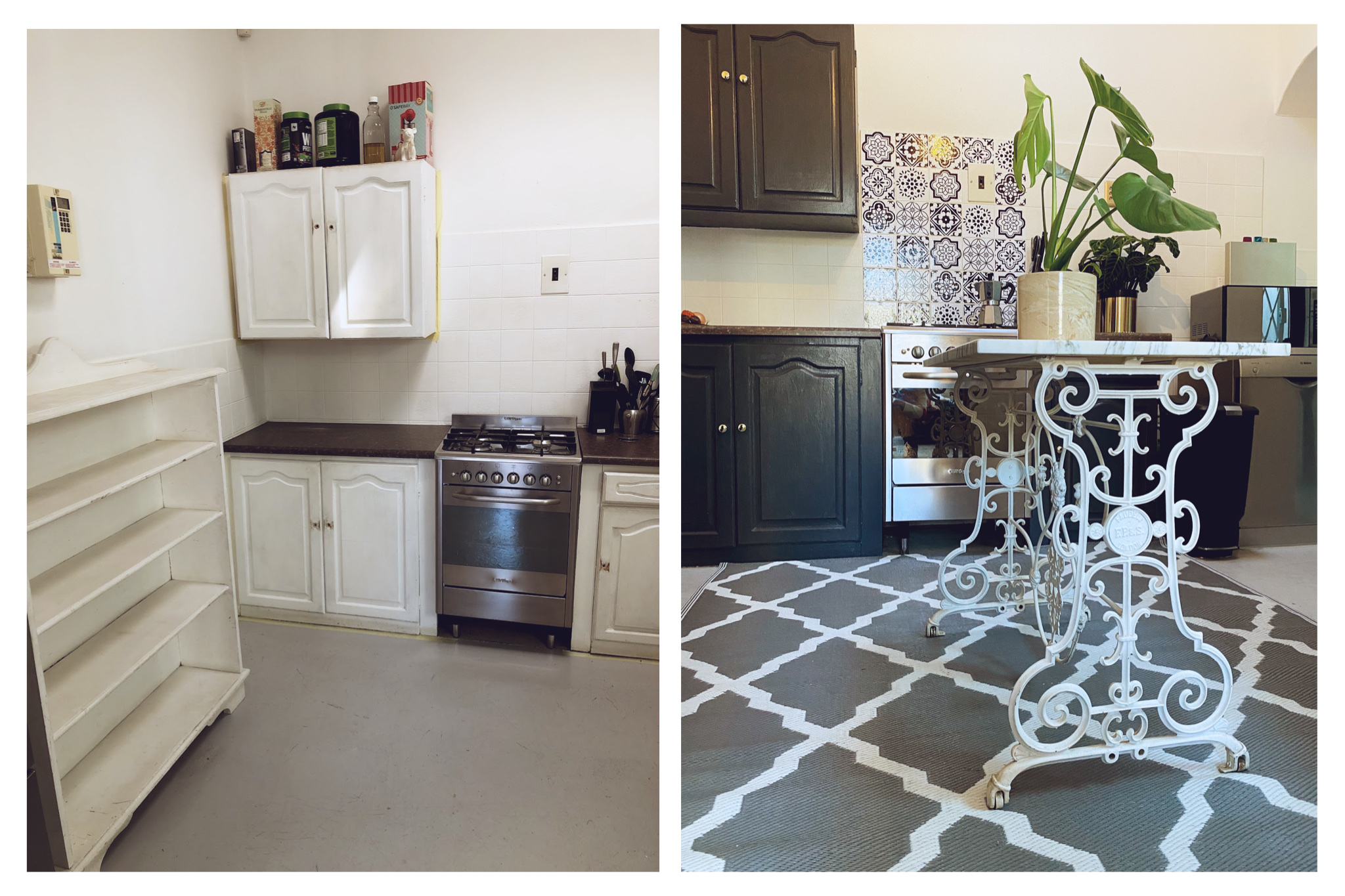 How I upcycled my kitchen on a budget