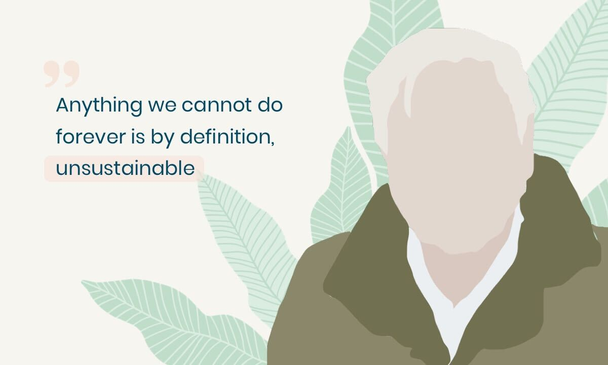 This is how David Attenborough wants you to live more sustainably
