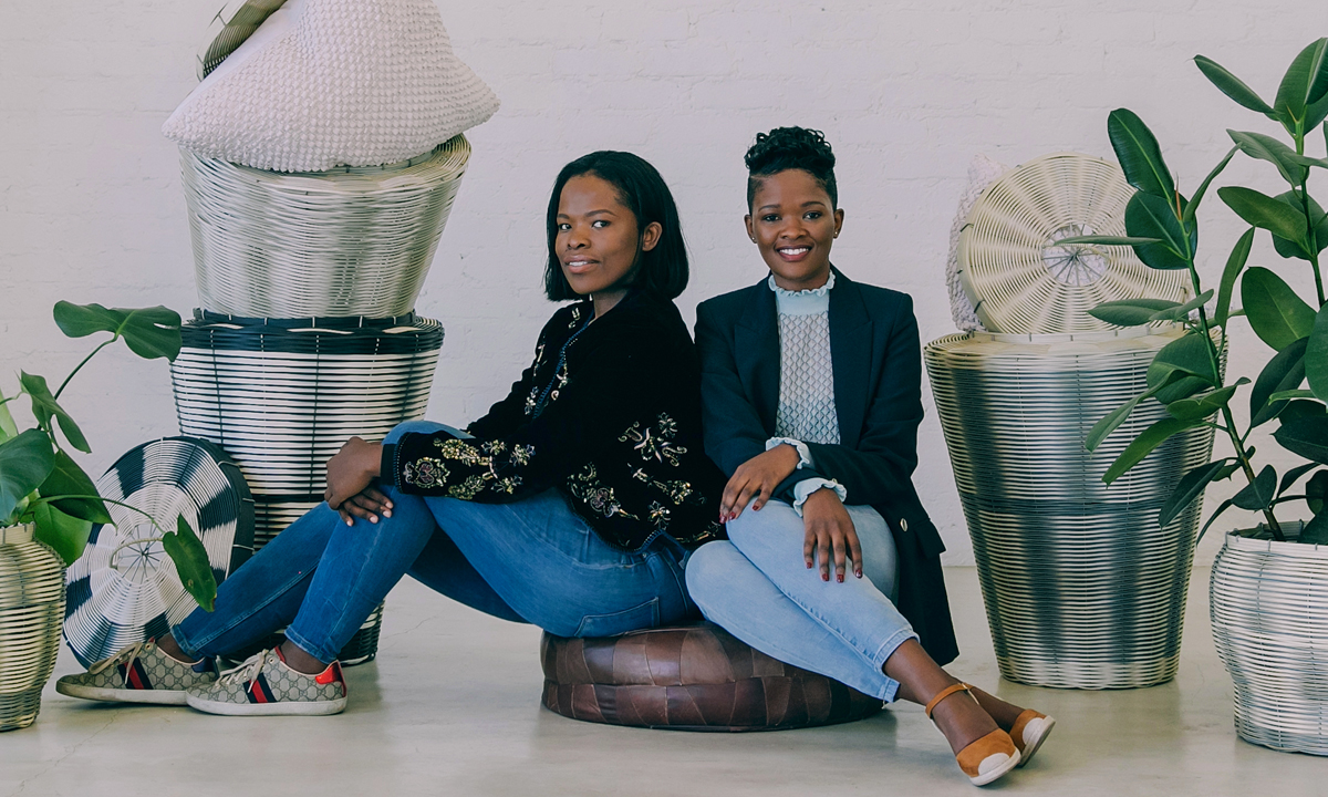Meet Morongwe and Michelle Mokone, founders of Mo's Crib