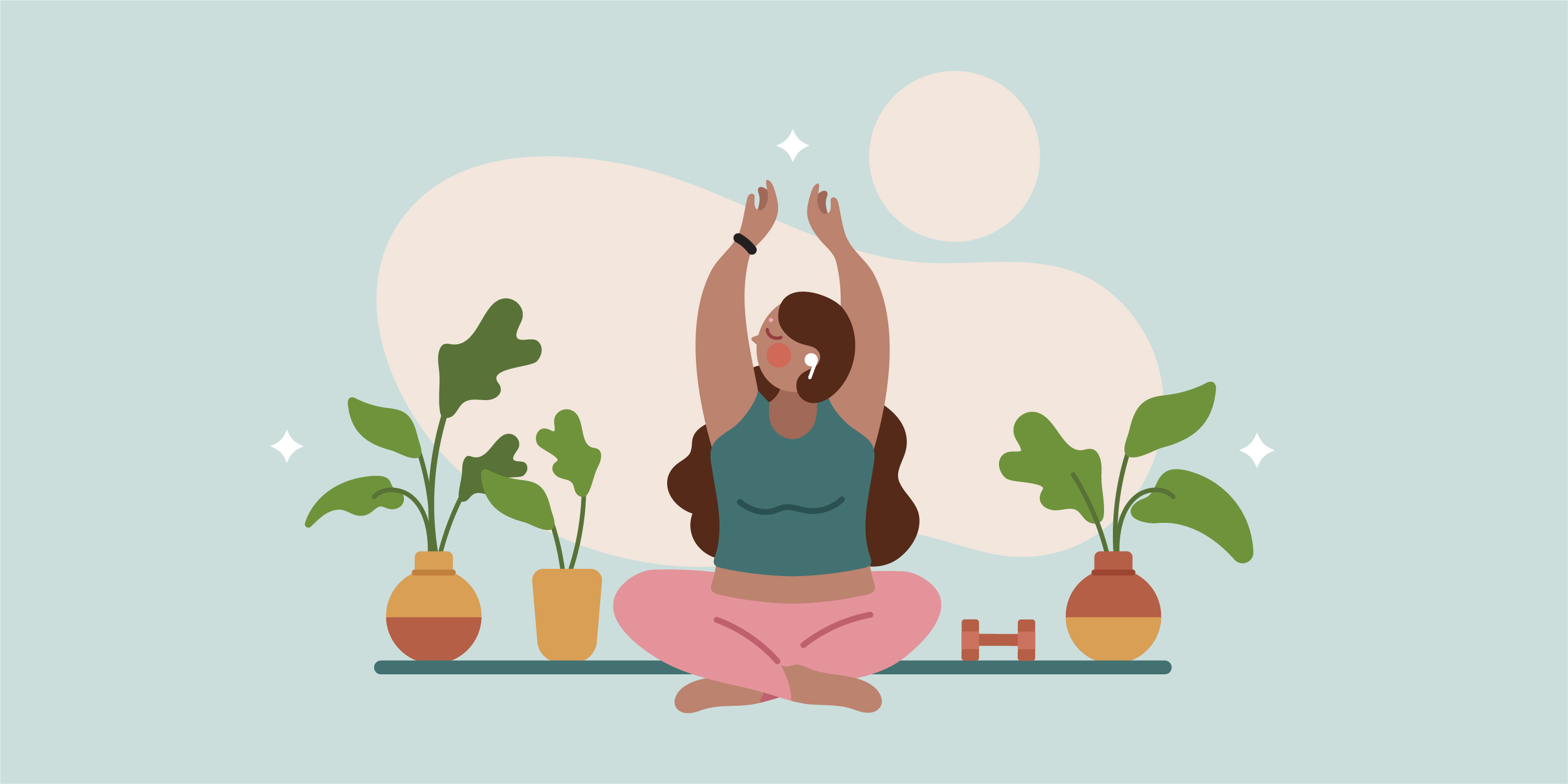 Yin yoga sequence for self-love