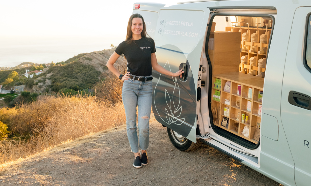 Reuse, refill, repeat: How Refillery LA is helping to make a dent in the tsunami of plastic waste