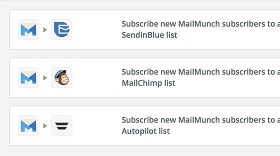 Add New Subscribers to Marketing Lists