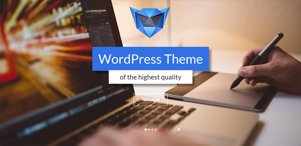 WordPress Theme of the highest quality