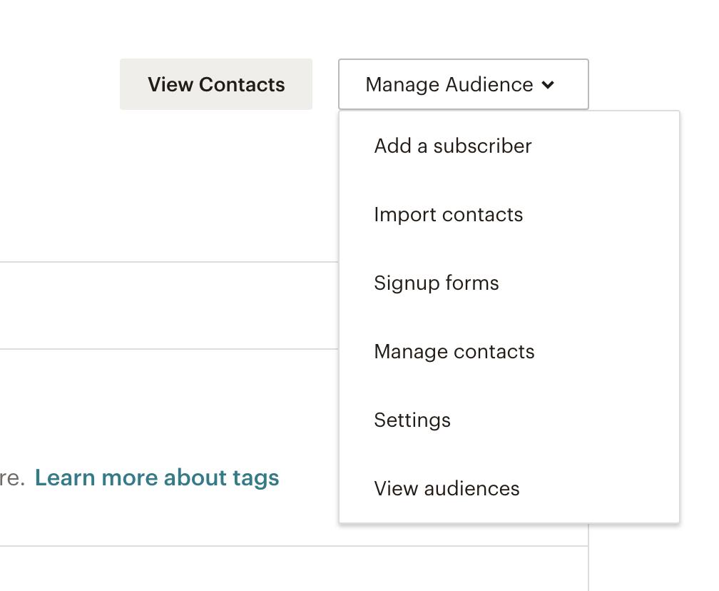 mailchimp import subscribers