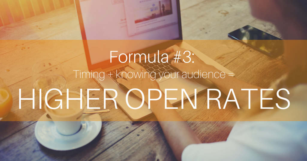 email subject lines formula 3