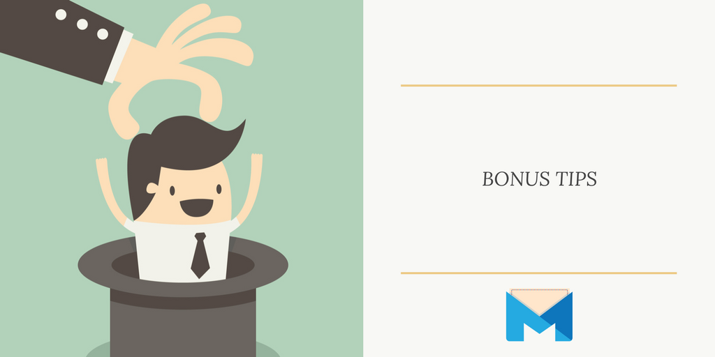 BONUS TIPS: viral marketing -- business man coming out of a top hat
