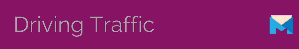Driving traffic to your b2b online marketing campaign section head