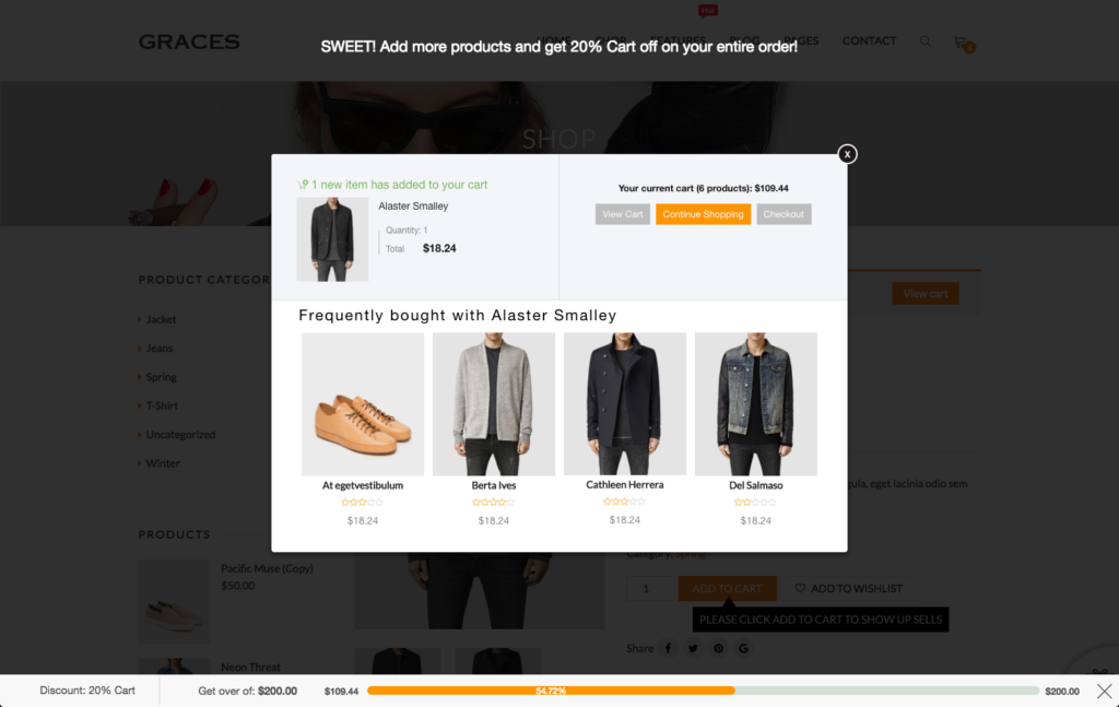 discount-pop-up-on-multiple-items