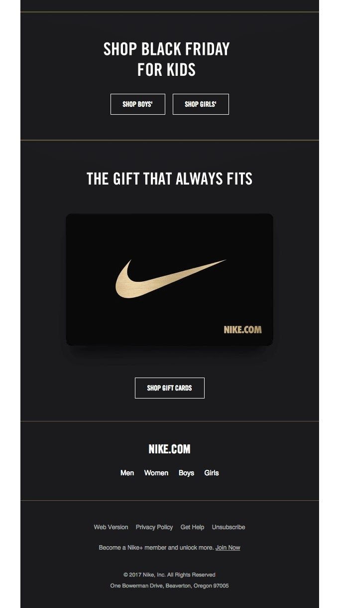 Nike Ad Continued