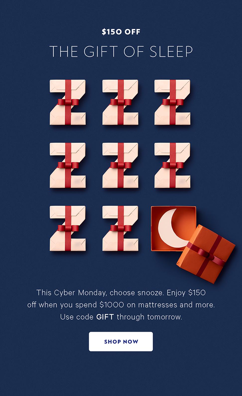 Casper Cyber Monday