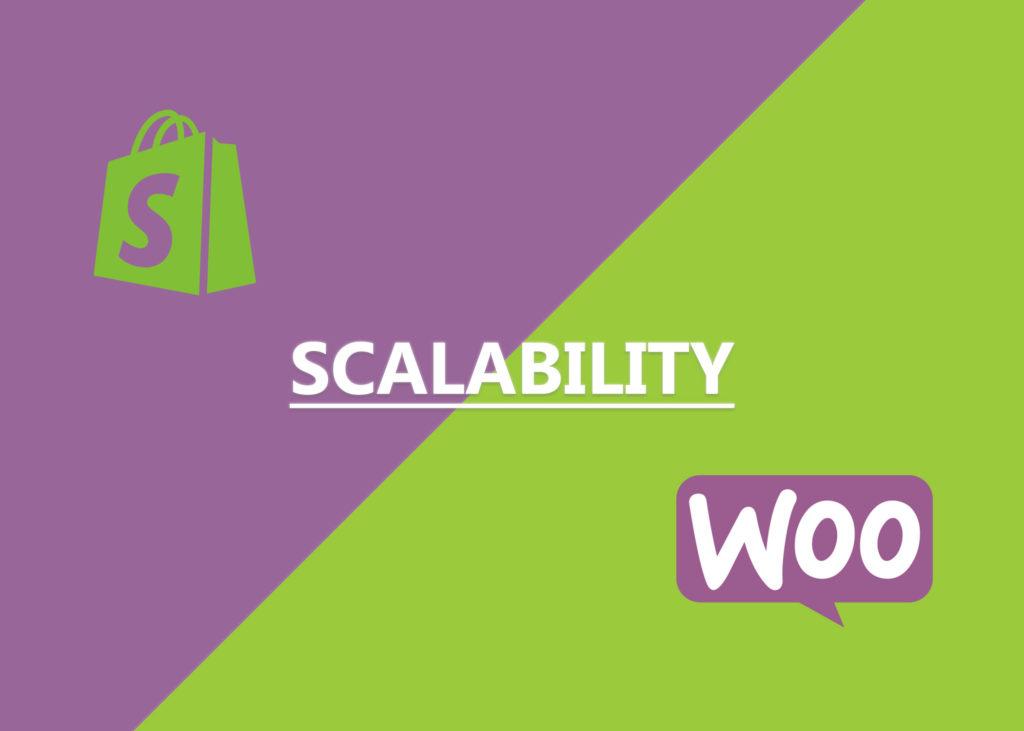 WooCommerce vs Shopify scalability