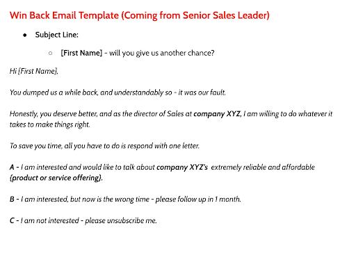 Nextiva Email Example