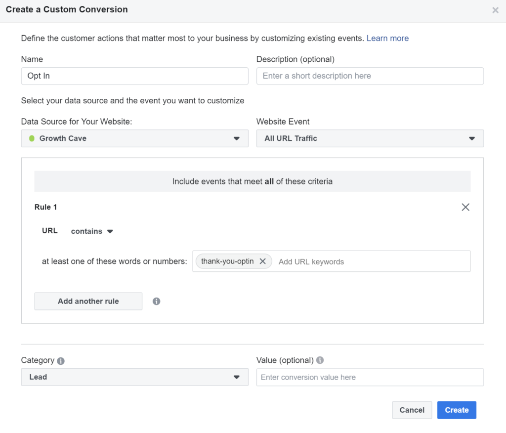 Ad Manager Customer Conversions
