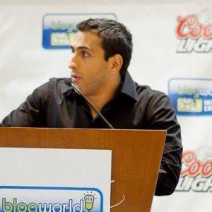 Daniel's photo on a podium