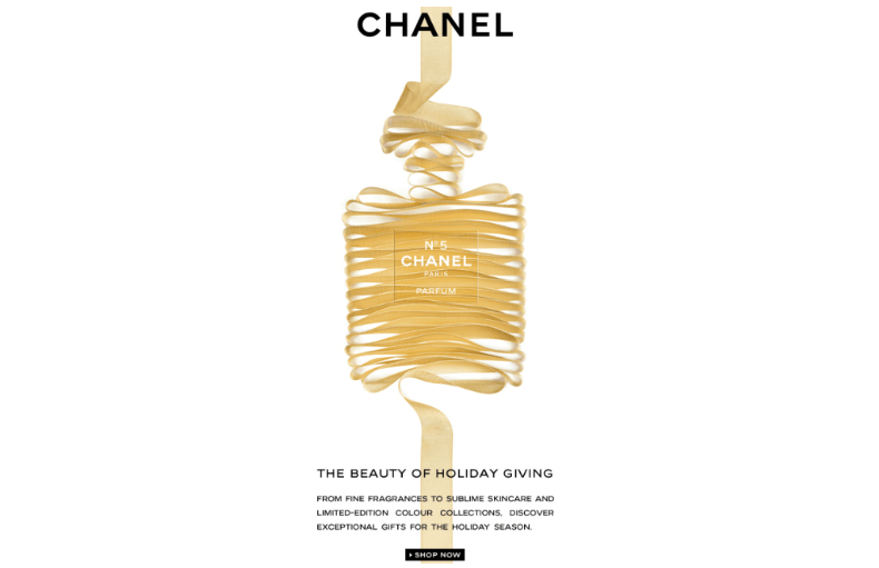 chanel's simple email
