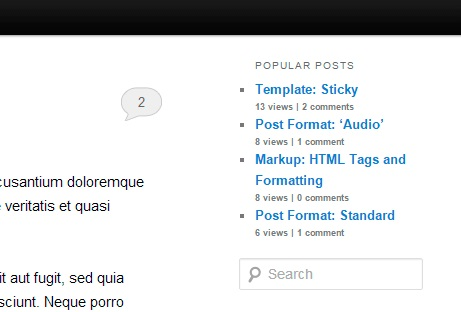 Best Plugins WordPress Popular Posts