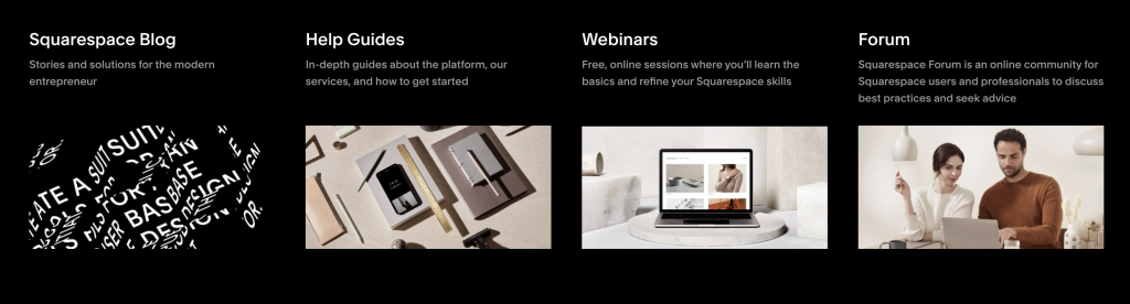 square customer support website screenshot