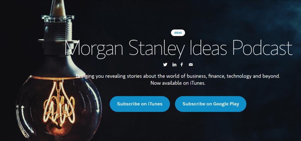 Morgan Stanley's website