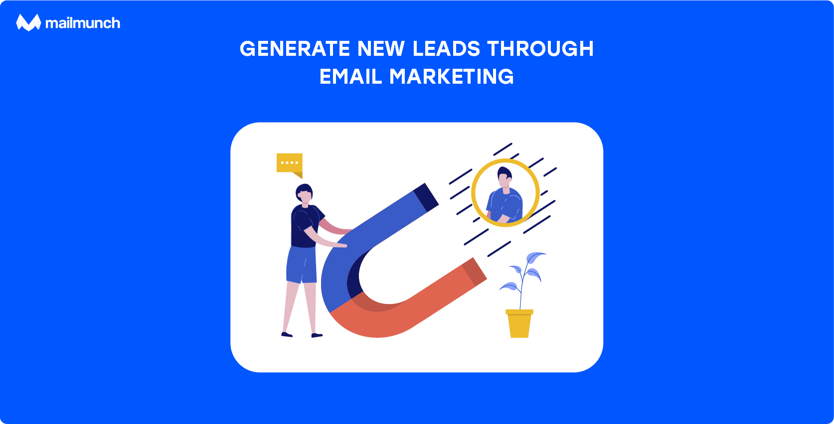 generate leads through email marketing