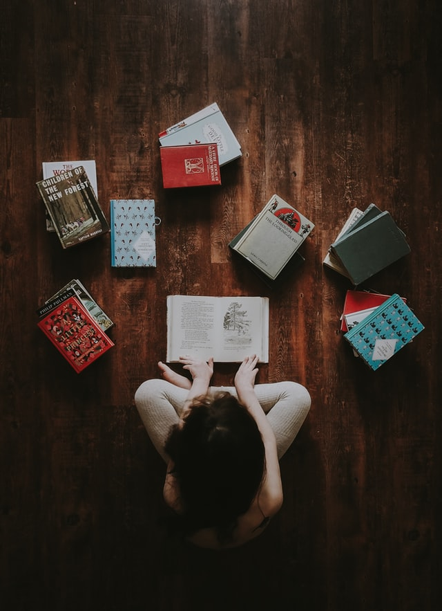Thirty minutes of reading every day can do wonders for your mental health, just try it out and see for yourself.