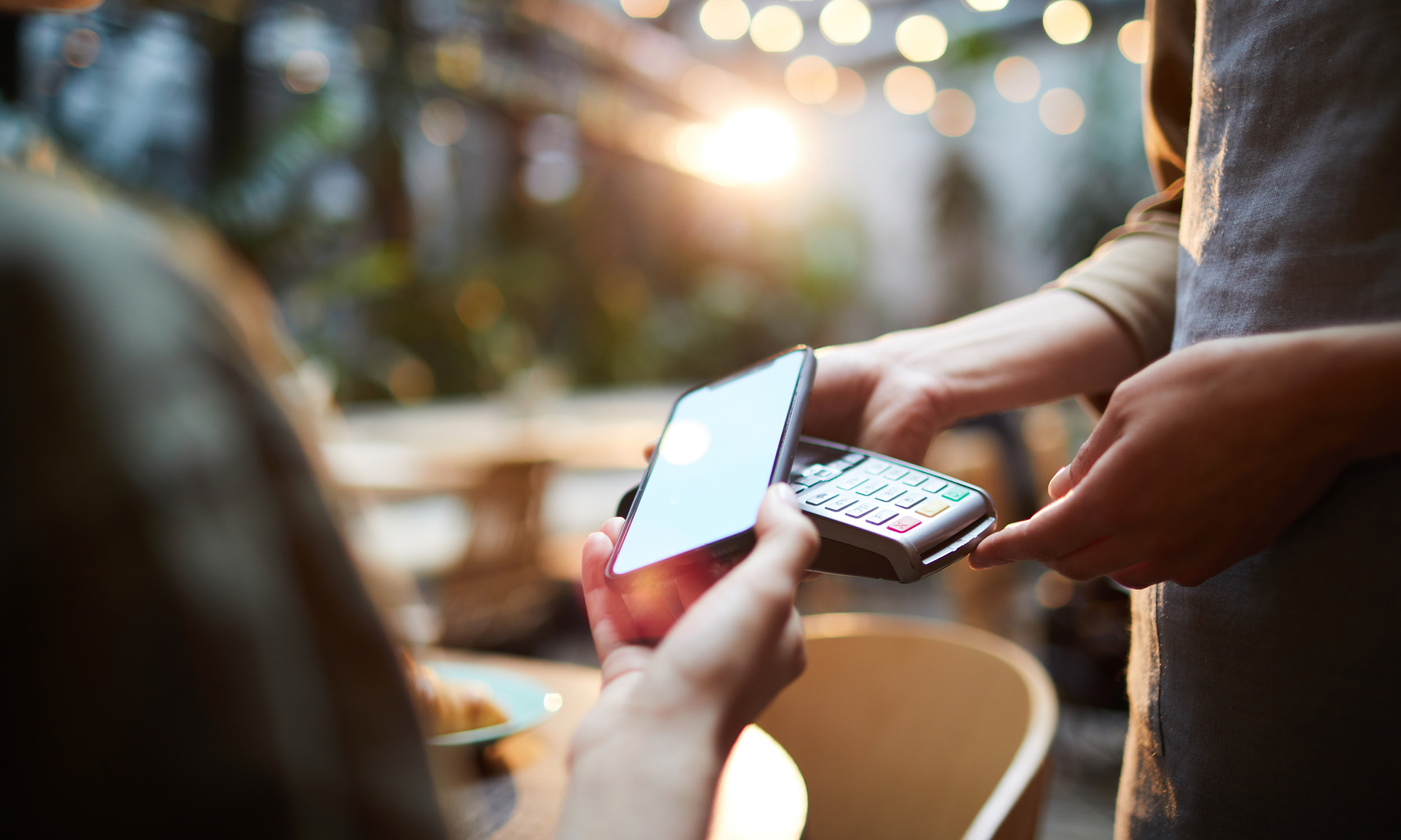 Racing toward mobile payments