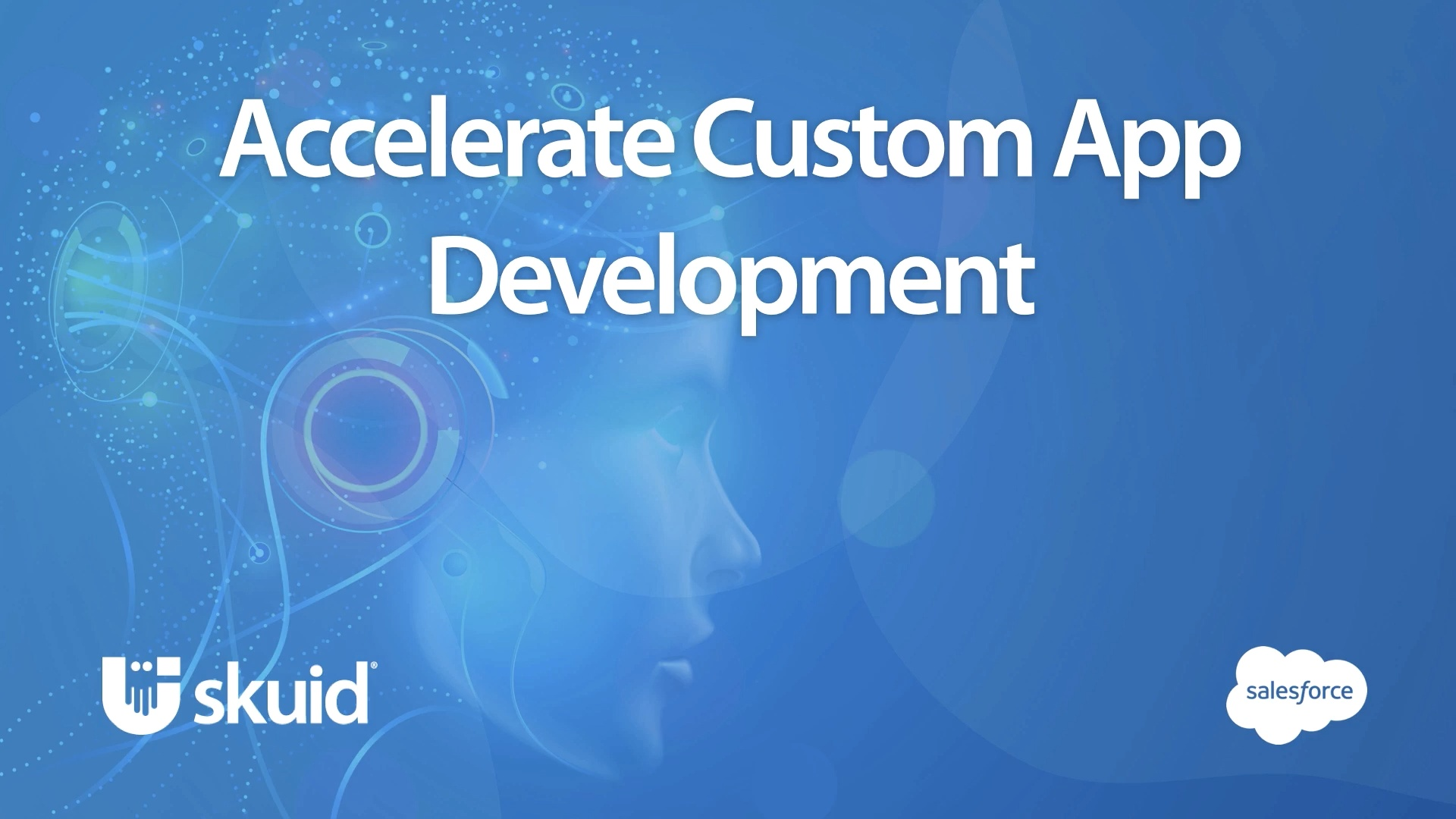Accelerate custom Salesforce app development