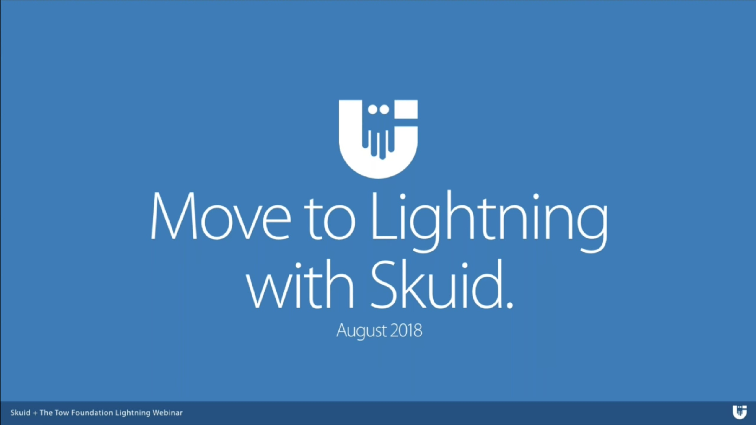 Move to Lightning with Skuid
