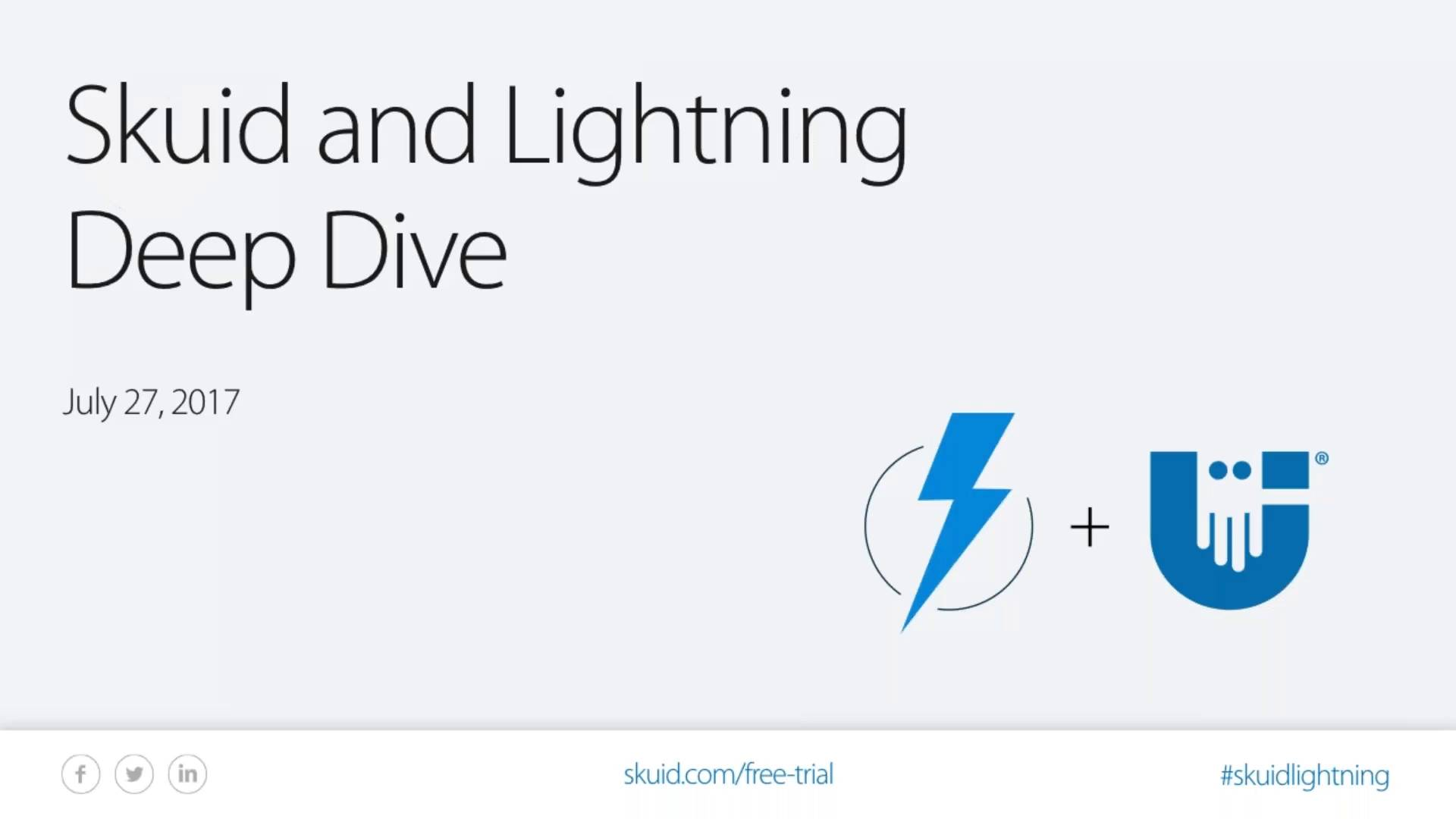 Skuid and Lightning Deep Dive