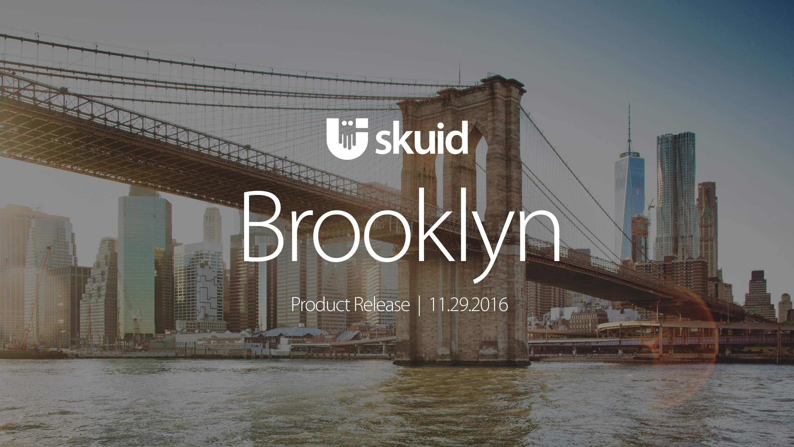 Meet Skuid Brooklyn—A new era of cloud UX.
