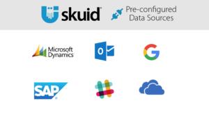 Skuid Pre-configured data sources