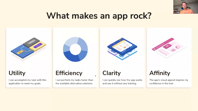 Apps that rock