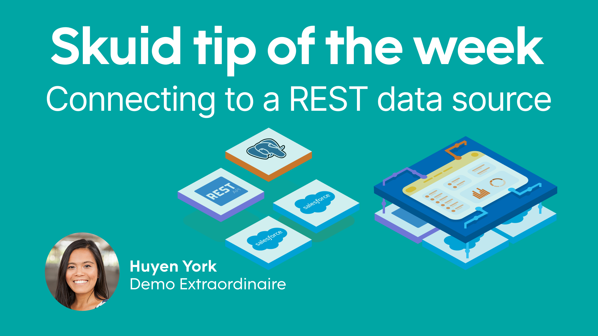 Connecting to a REST data source | Skuid tip of the week