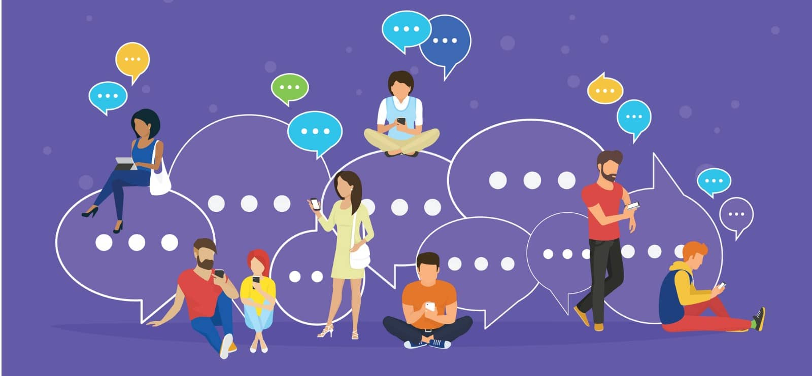 Debunking 9 Common Myths around Instant Messaging apps