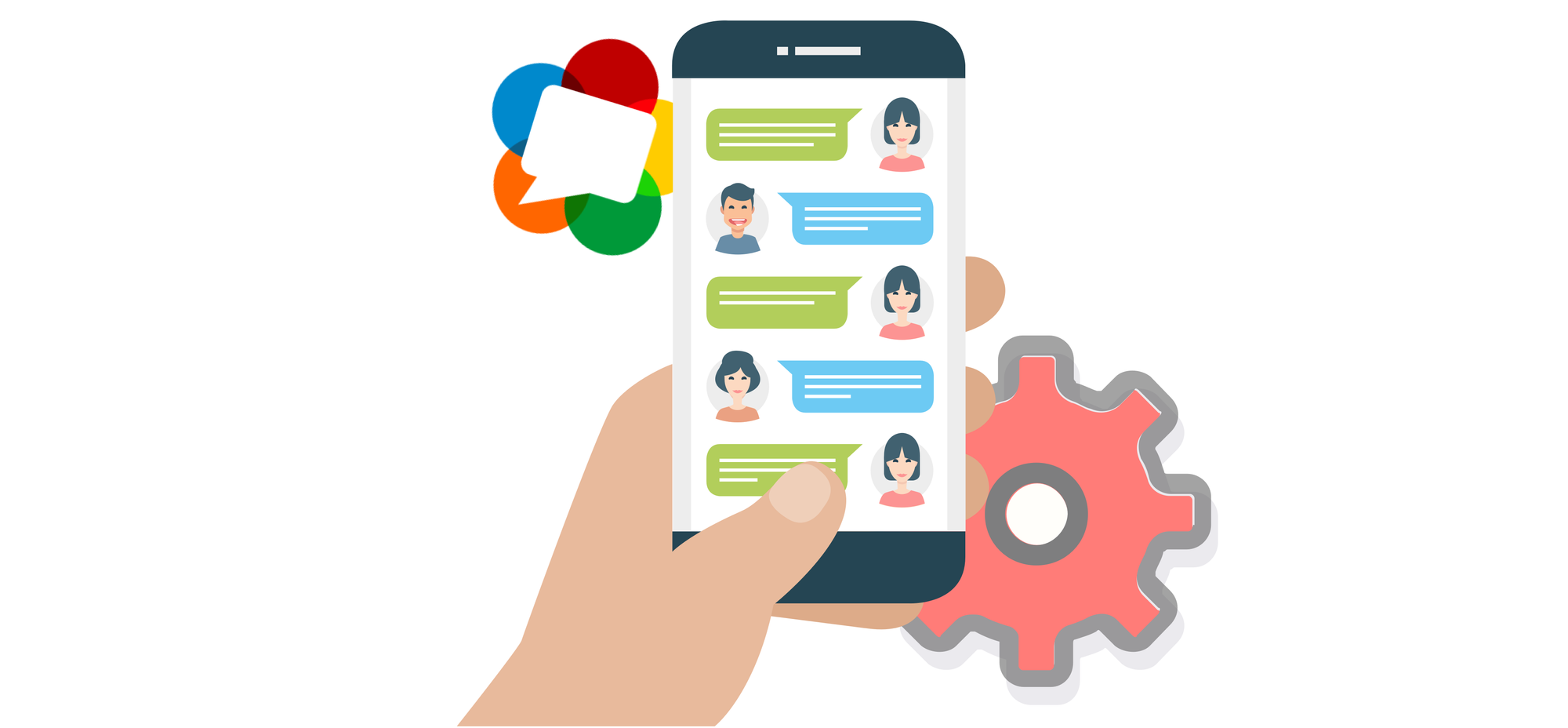 Integrate, Engage and Administer, All Through One Platform — WebRTC Powered Chat!