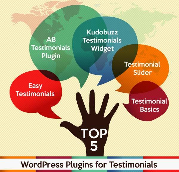 Top 5 WordPress Plugins for Testimonials