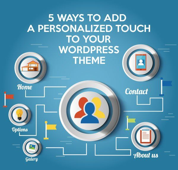 5 Ways to Add a Personalized Touch to Your WordPress Theme