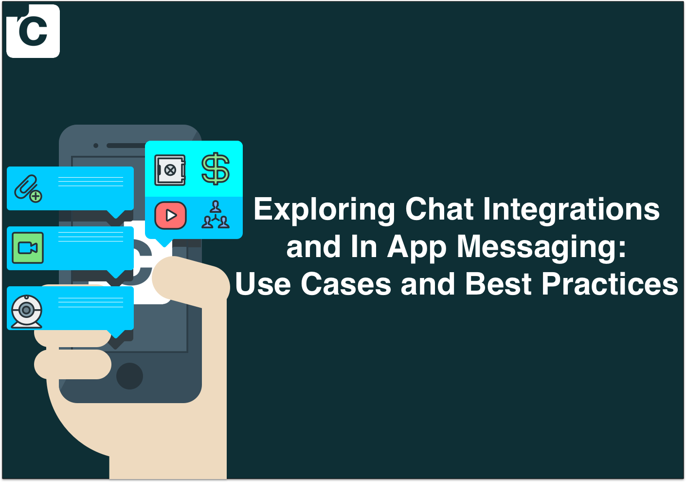 Exploring Chat Integrations and In-App Messaging: Use Cases and Best Practices