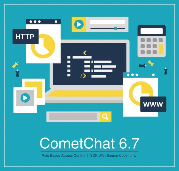 Role Based Access & Brand New SDK Architecture in CometChat 6.7