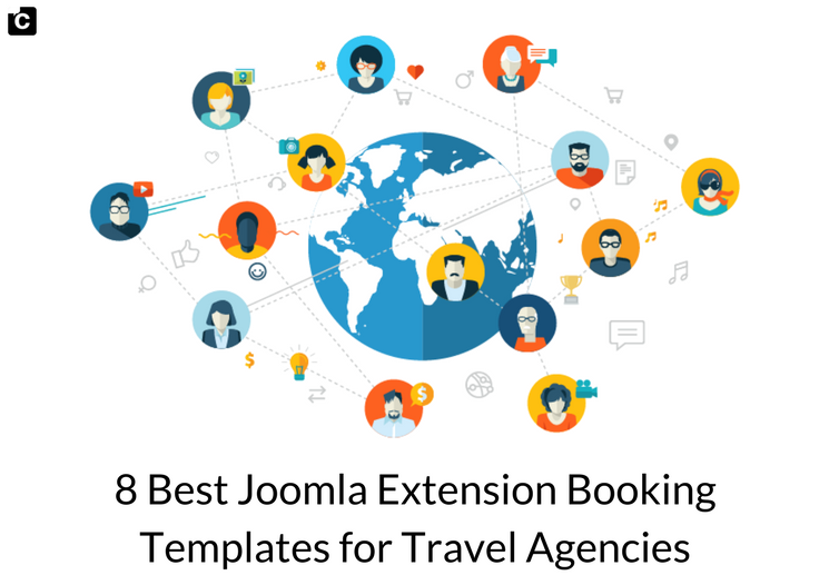 8 Best Joomla Extension Booking Templates for Travel Agencies