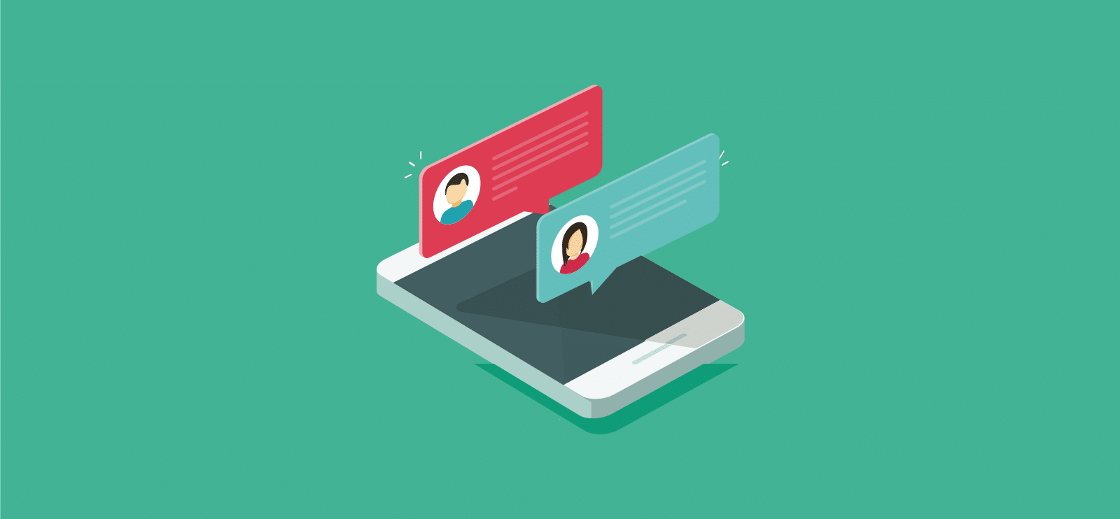 Why in-app messaging and push notifications trump SMS marketing