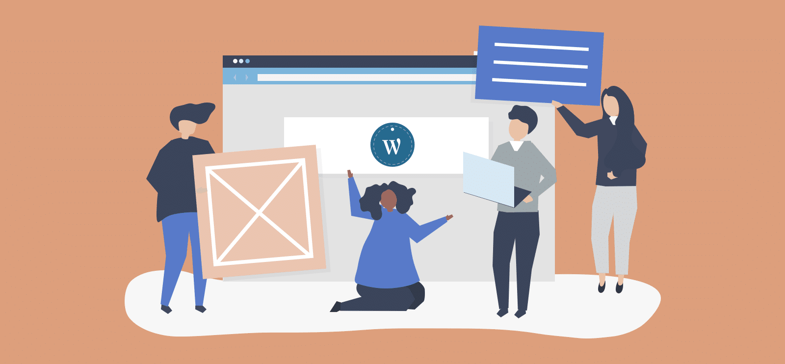 WordPress and the Benefits it Offers for your Online Platform