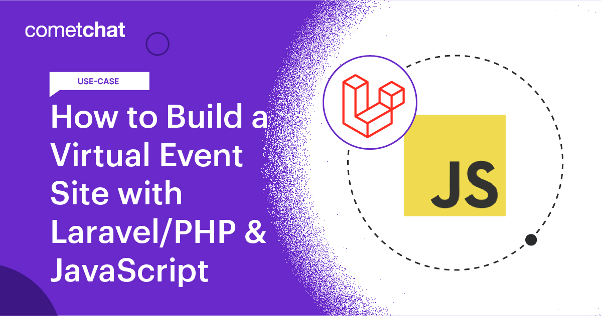 How to Build a Virtual Event Site with Laravel and JavaScript