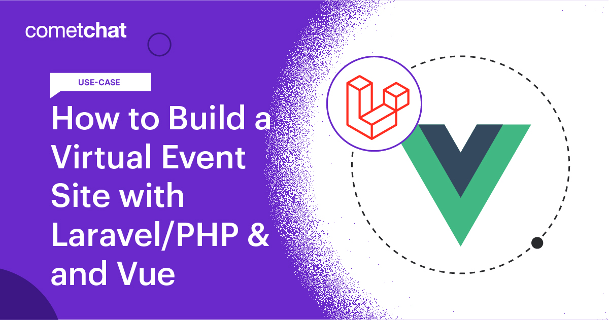 How to Build a Virtual Event Site for Laravel/PHP & Vue