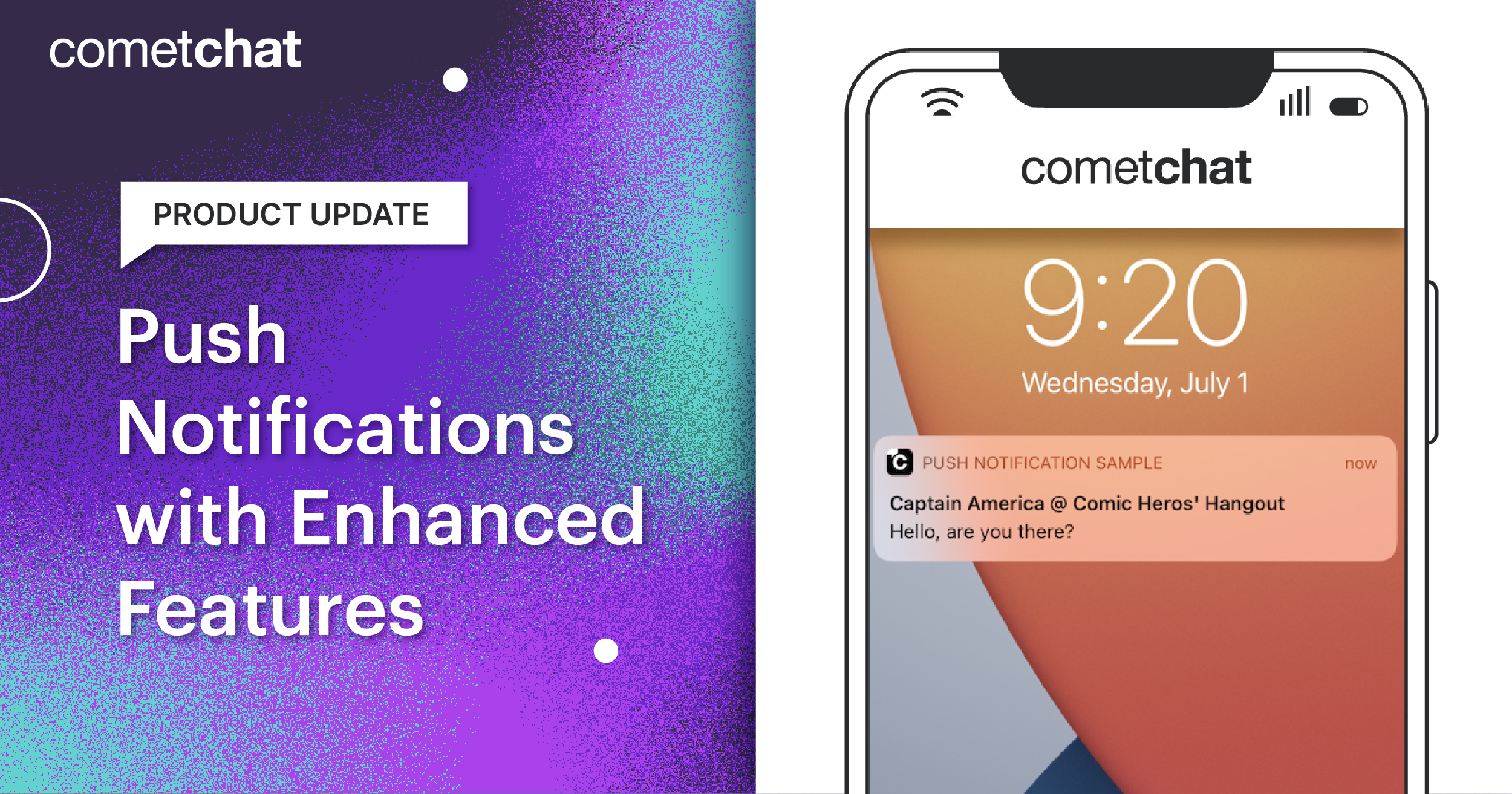 Product Update: Push Notifications With Enhanced Features