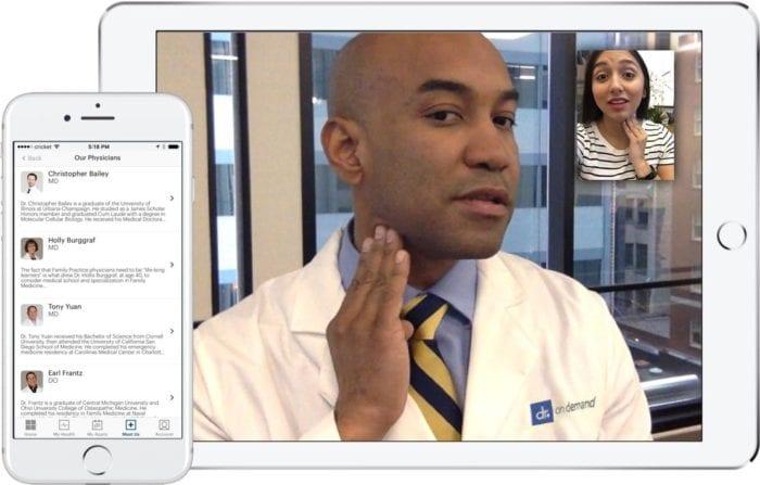 DoctorOnDemand App