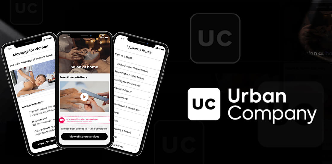Urban company services
