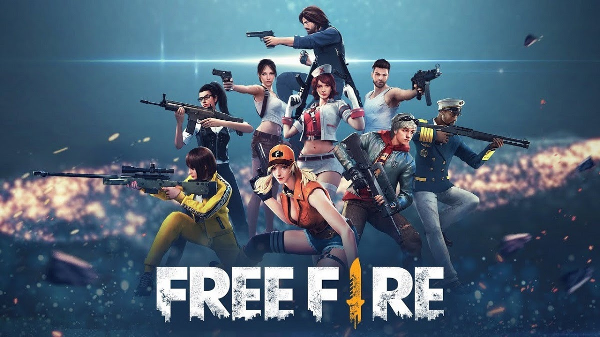 Free fire banner image